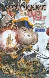 Elephantmen! (2006) -HS- Captain Stoneheart and the Truth Fairy