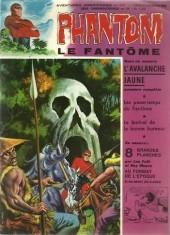 Le fantôme (1re Série - Aventures Américaines) -410- L'avalanche jaune