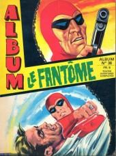 Le fantôme (1re Série - Aventures Américaines) -Rec36- Album N°36 (du n°387 au n°392)