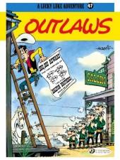 Lucky Luke (en anglais) -647- Outlaws