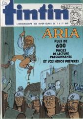 (Recueil) Tintin (Album du journal - Édition belge) -193- Tome 193