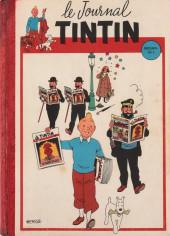 (Recueil) Tintin (Album du journal - Édition française) -1- Recueil N°1
