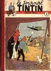 (Recueil) Tintin (Album du journal - Édition française) -2- Numéro 2