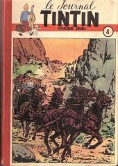 (Recueil) Tintin (Album du journal - Édition française) -4- Album N°4