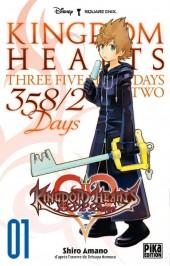Kingdom Hearts 358/2 Days -1- Tome 1