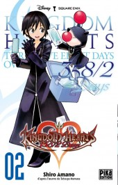 Kingdom Hearts 358/2 Days -2- Tome 2