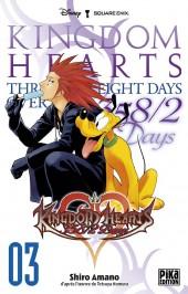 Kingdom Hearts 358/2 Days -3- Tome 3