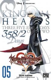 Kingdom Hearts 358/2 Days -5- Tome 5