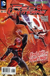 Red Lanterns (2011) -8- Death on Ysmault