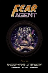 Fear Agent (2005) -INT- Fear Agent Library Edition, Volume 1