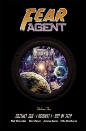 Fear Agent (2005) -INT- Fear Agent Library Edition, Volume 2