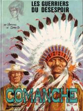 Comanche -2c1983a- Les guerriers du desespoir