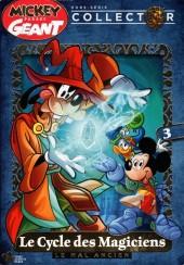 Mickey Parade Géant Hors-série / collector -HS03- Le cycle des magiciens N°3 - le mal ancien