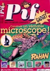 Pif (Gadget) nouvelle série -3- Construis un véritable microscope !