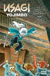 Usagi Yojimbo (1996) -INT25- Fox hunt