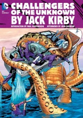 Challengers of the Unknown By Jack Kirby (2012) -INT- Challengers of the Unknown By Jack Kirby