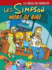 Les simpson (La cabane des horreurs) -6- Mort de rire