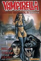 Vampirella Masters Series (2010) -INT07- Volume Seven : Pantha