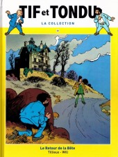 Tif et Tondu - La collection (Hachette)  -25- Le Retour de la Bête