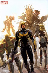 Iron Man (Marvel France - 2013) -14C- Les gardiens de la galaxie