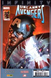 Uncanny Avengers (2e série) -3- Ravissement