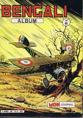 Bengali (Akim Spécial Hors-Série puis Akim Spécial puis) -Rec46- Album N°46 (du n°109 au n°111)