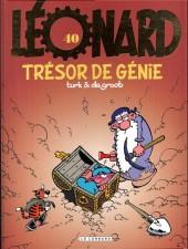 Léonard -40TL- Trésor de génie