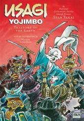 Usagi Yojimbo (1996) -INT26- Traitors of the earth