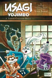 Usagi Yojimbo (1996) -INT27- A town called hell