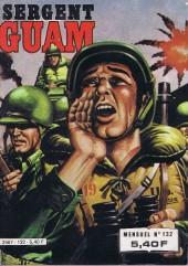 Sergent Guam -132- Le secret de la tombe