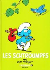 Les schtroumpfs - L'Intégrale -2- 1967 - 1969