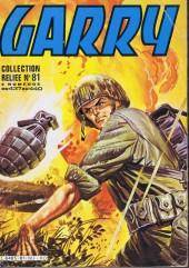 Garry (Impéria - 3e série) -Rec81- Collection Reliée N°81 (du n°437 au n°440)