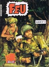 Feu -Rec28- Album n°8 (63, 64, 65, 66)