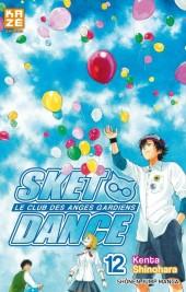 Sket Dance - Le club des anges gardiens -12- Tome 12