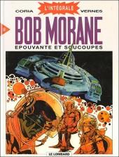 Bob Morane 8 (Intégrale Dargaud-Lombard) -9- Epouvante et soucoupes