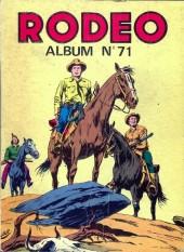 Rodéo -REC071- Album N°71 (du n°350 au n°352)