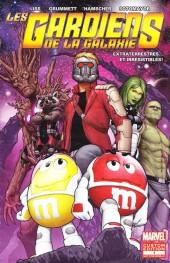 Les gardiens de la Galaxie (Publicitaire) -Pub1- Extraterrestres... et irrésistibles !