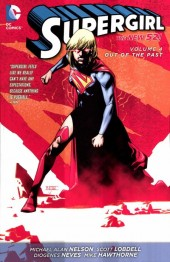 Supergirl (2011) -INT04- Out of the Past