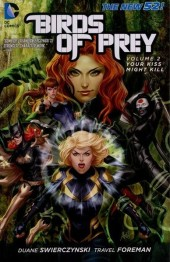 Birds of Prey (2011) -INT02- Your Kiss Might Kill