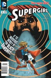 Supergirl (2011) -9- Like Daughter