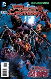 Red Lanterns (2011) -9- Exodus