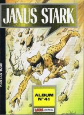 Janus Stark -Rec41- Album N° 41 (du n° 121 au n° 123)