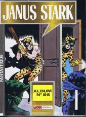 Janus Stark -Rec56- Album N° 56 (N° 105, N° 123 et N° 124)