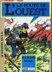 La route de l'Ouest -Rec44- Album N° 44 (du N° 130 au N° au N° 132)