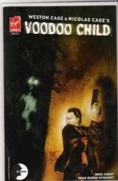 Voodoo Child (2007) -3- Issue 3