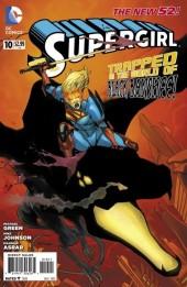 Supergirl (2011) -10- Rescuer