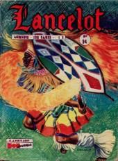 Lancelot (Mon Journal) -54- Le défi du calife Mourad