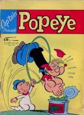 Popeye (Cap'tain présente) -73- Le Fauteuil volant