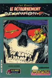 Psychose (Collection) -19- Le Détournement de l'avion .F (Il est minuit...)