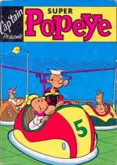 Popeye (Cap'tain présente) -REC- Album (du n°192 au n°194)